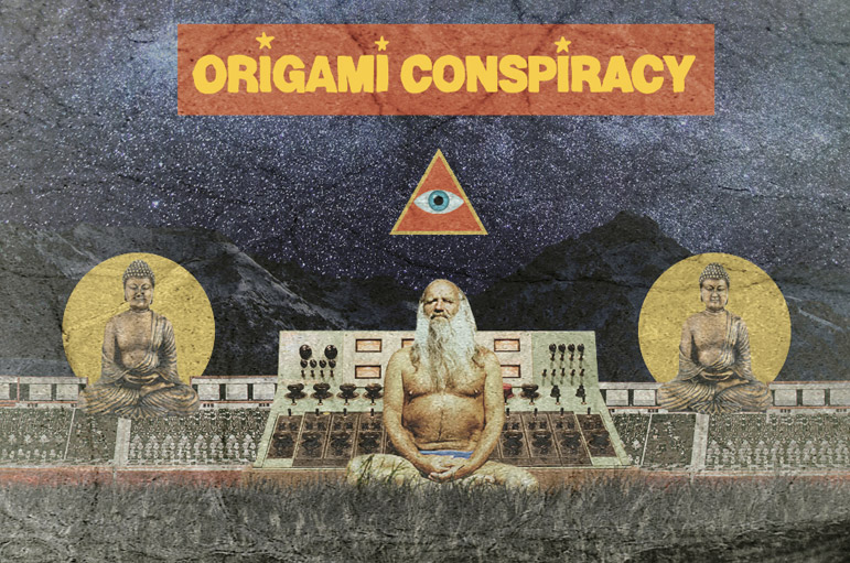 Origami Conspiracy collage